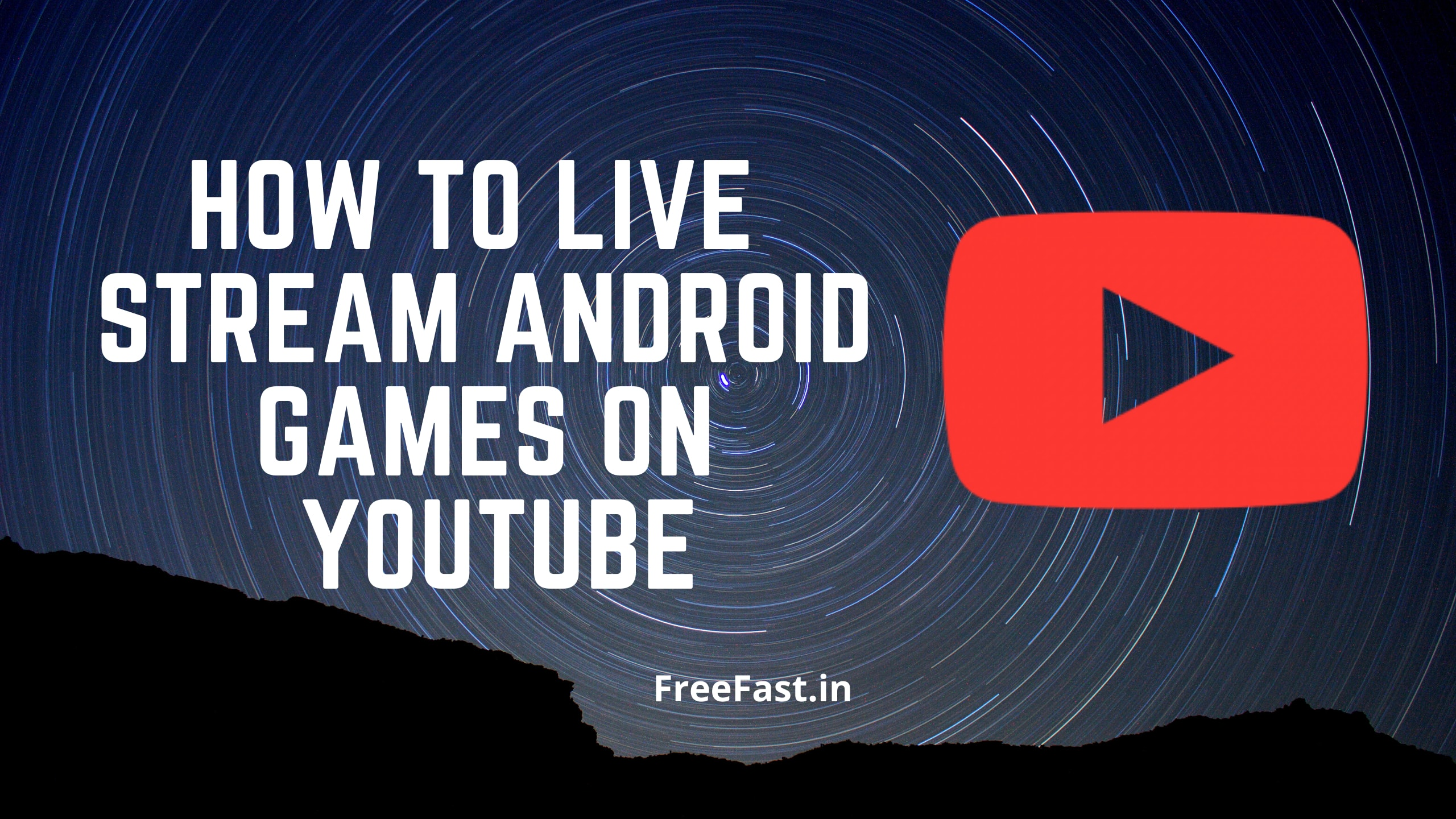 How To Live Stream Android Games on Youtube